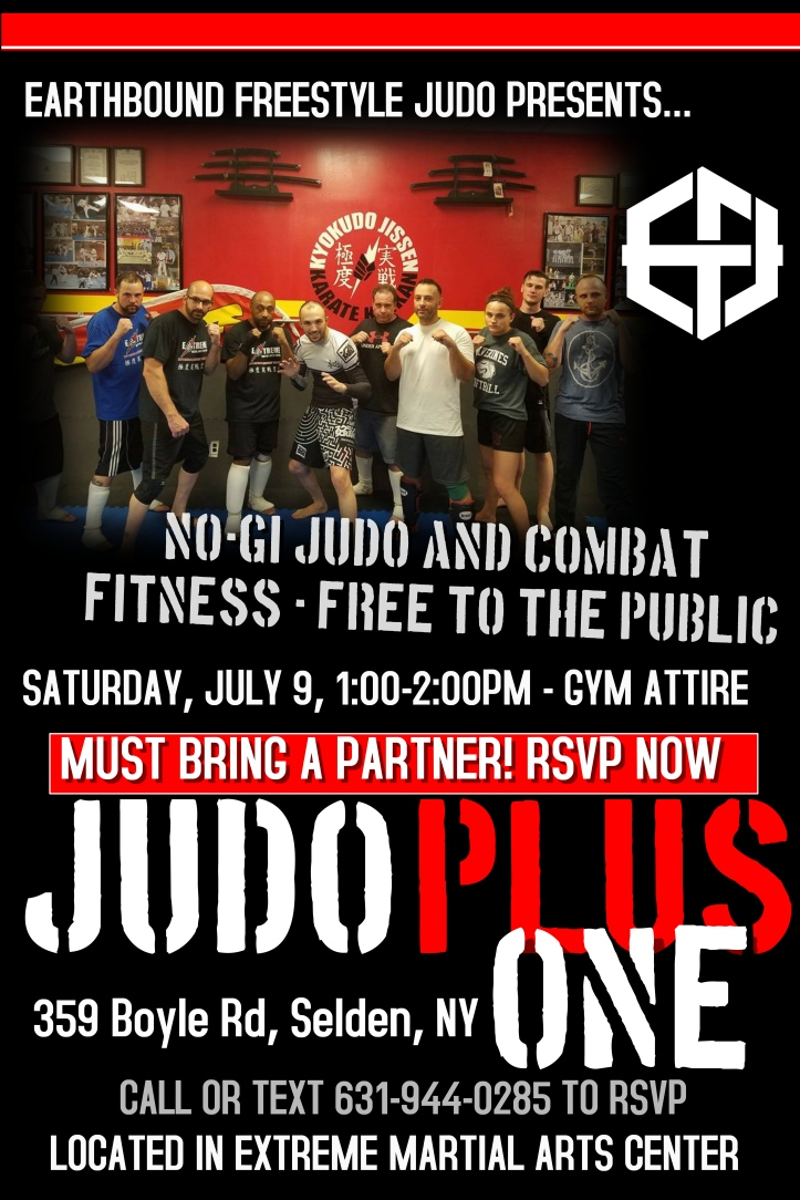 Judo+1 Poster